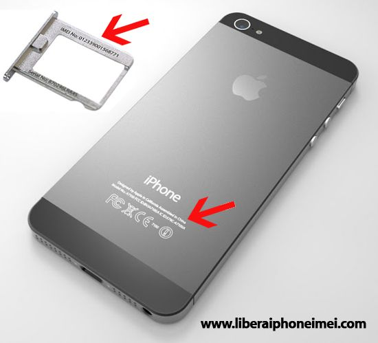 Averiguar imei iPhone