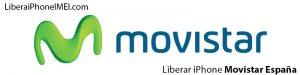 Liberar iPhone Movistar España