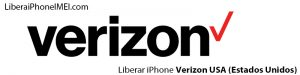 Liberar iPhone Verizon USA