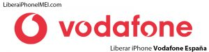 Liberar iPhone Vodafone España