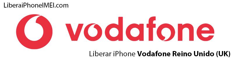 Liberar Iphone  Vodafone Uk