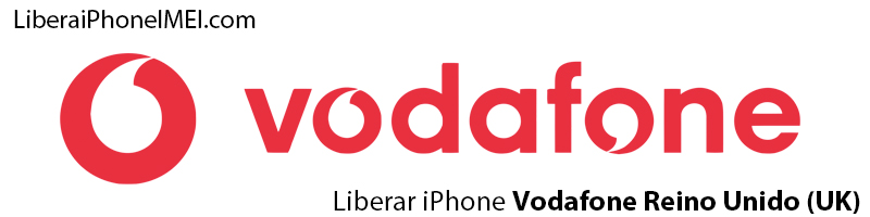 Liberar iPhone Vodafone Reino Unido