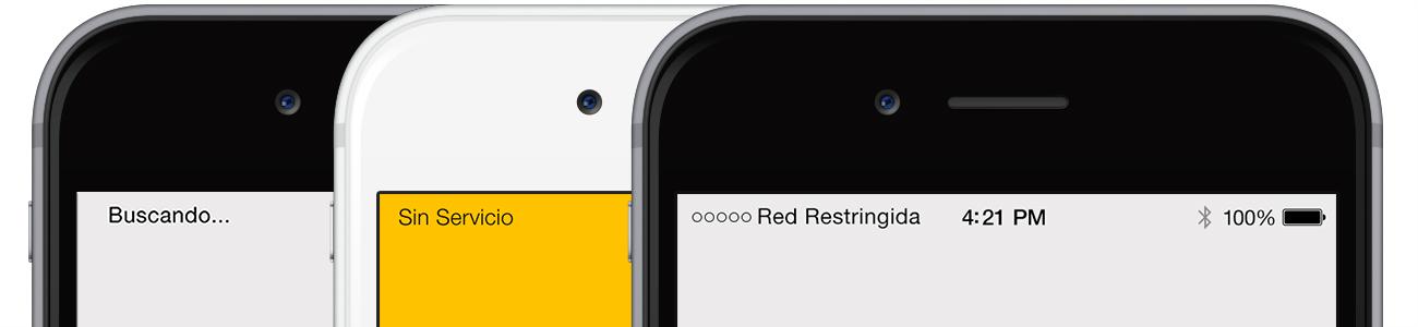 comprobar reporte lista negra iphone
