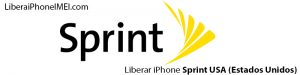 Liberar iPhone Sprint USA