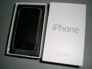 iPhone del SAT reparado