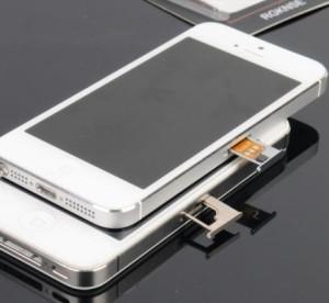 tarjeta liberadora para el iphone