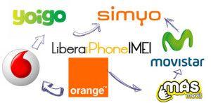 portabilidad iphone liberar