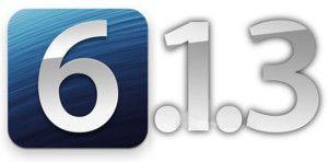 iOS 6.1.3 iPhone liberado