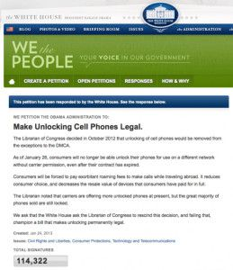 legalizar liberación iPhone