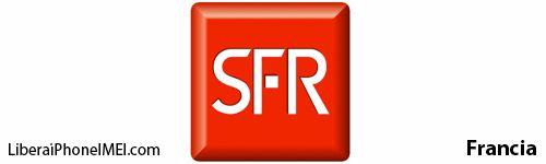Liberar iPhone SFR Francia