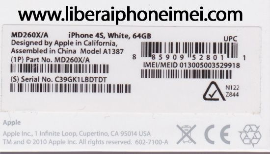 how to get ipad imei from serial number