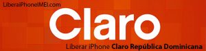 Liberar iPhone Claro República Dominicana