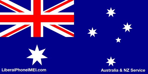 liberar iphone australia nz service