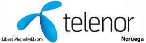 Liberar iPhone Telenor Noruega