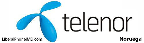 Liberar iPhone Telenor Noruega