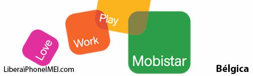 liberar iphone mobistar orange belgica