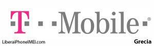 liberar iPhone T-Mobile Grecia