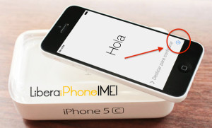 ver imei en un iPhone sin activar