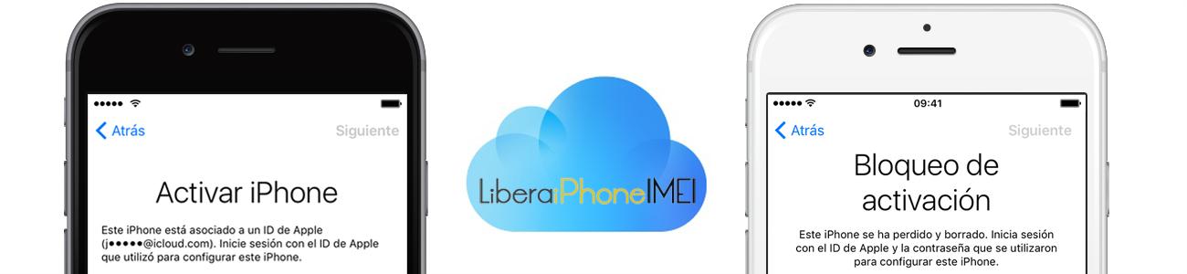 Comprobar bloqueo de icloud iPhone