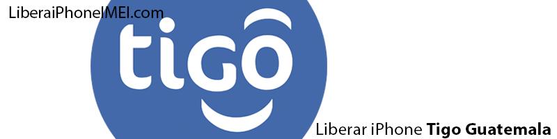 Liberar iPhone Tigo Guatemala