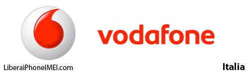 Liberar iPhone Vodafone Italia