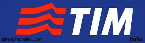 Liberar iPhone TIM Italia