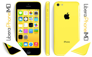 iphone 5c recorte 8gb