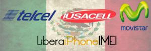 desbloquear iphone mexico telcel iusacell