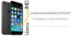 lanzamiento iPhone 6