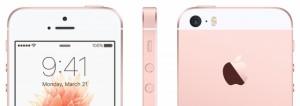 liberar iPhone SE