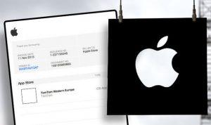 factura iPhone
