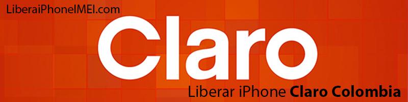 Liberar iPhone Claro Colombia