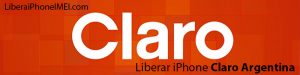 Liberar iPhone claro argentina