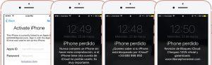 Comprobar iphone bloquedo por icloud