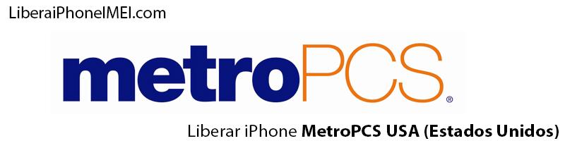 Liberar iPhone MetroPCS de Estados Unidos