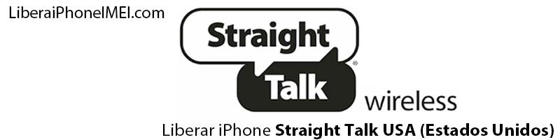 Liberar iPhone Straight Talk Estados Unidos